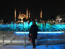Isztambul/Blue mosque