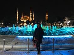 Isztambul/Blue mosque
