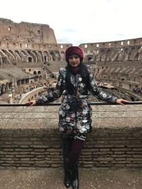 Colosseum belül