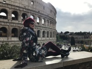 Colosseum kívül