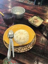 Ebéd Bangkokban