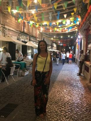 Lisszaboni éjszaka